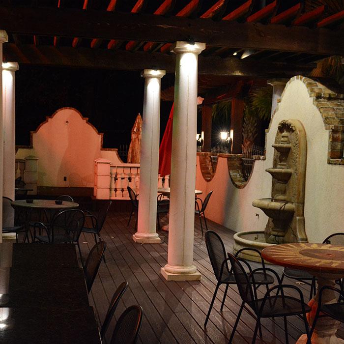 El Rancho Patio Tables Great Margaritas Mexican Food